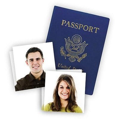 Photo of a Passport